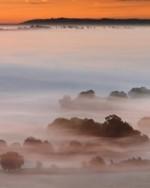 Sunrise - Pewsey Vale