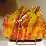 A rare piece of mined Jasper